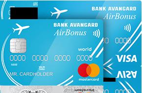 Кредитная карта Airbonus, Airbonus Premium