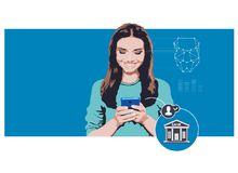 Более 1100 отделений банков в ПФО обеспечивают сбор биометрических данных